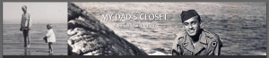 My Dad's Closet - website banner